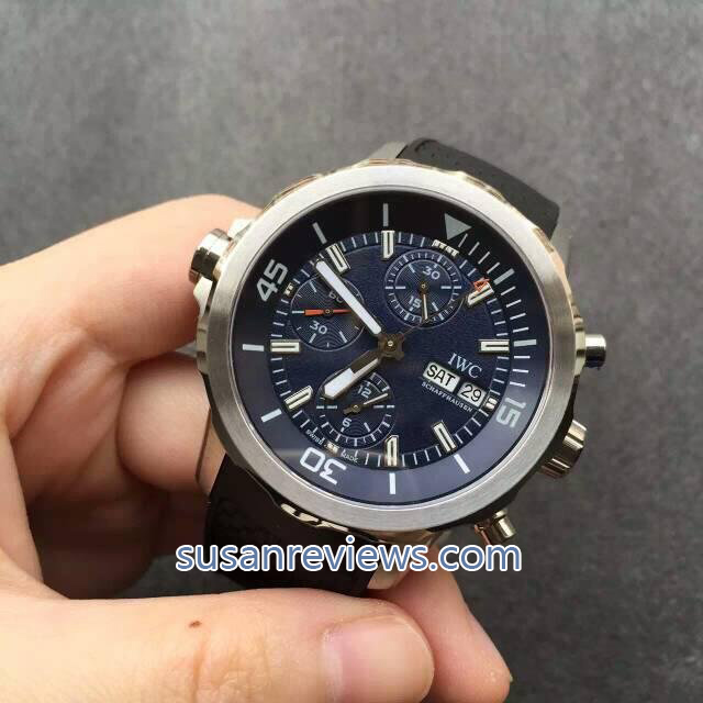 IW376805 Blue Dial
