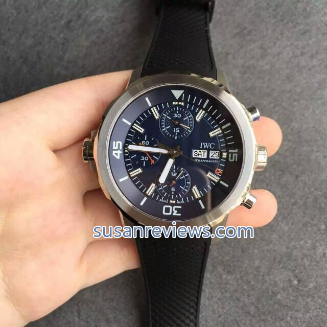 IWC Jaques Yves Cousteau Replica