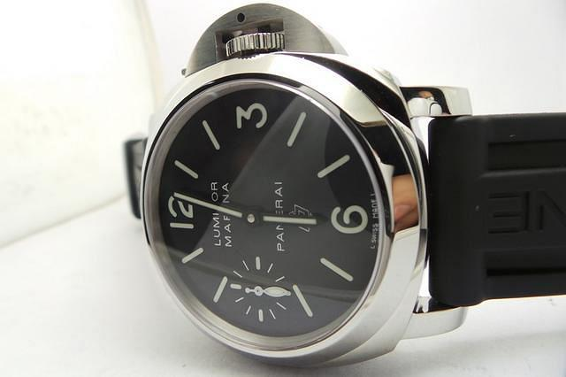 PAM 005 Polished Bezel