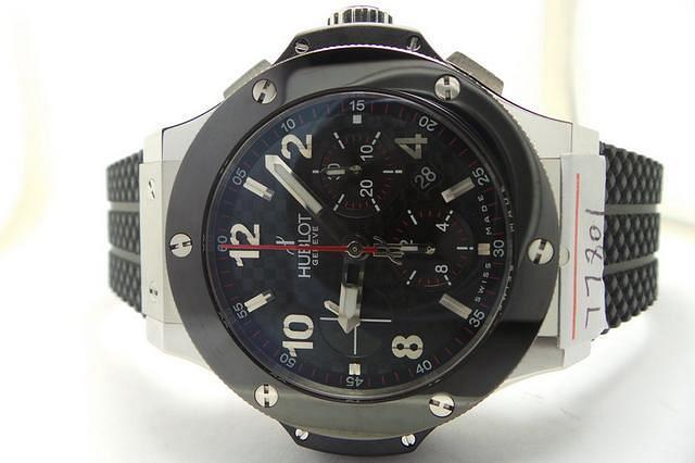 Replica Hublot Black Dial