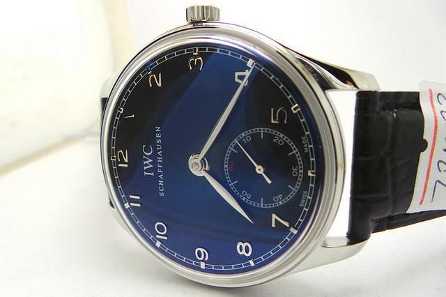 Replica IWC Polished Bezel