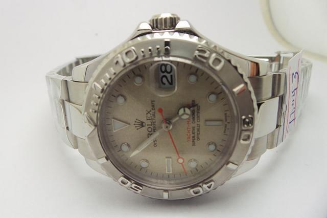 Rolex Yachtmaster Rolesium Stainless Steel Case