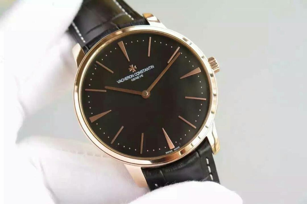 Vacheron Constantin Rose Gold Case