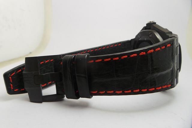 Audemars Piguet Black Leather Strap