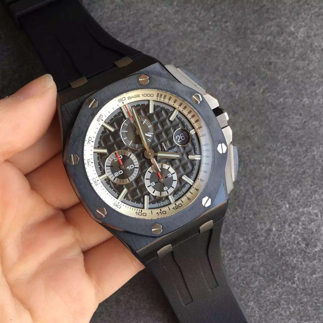 Audemars Piguet Ceramic Black Replica