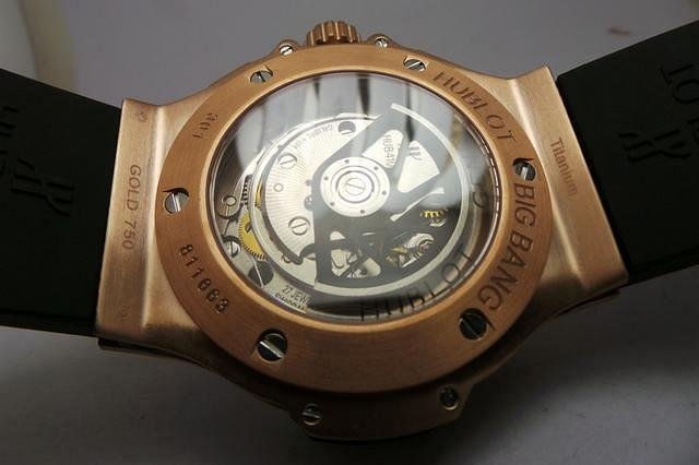 Hublot 7750 Chrono Movement