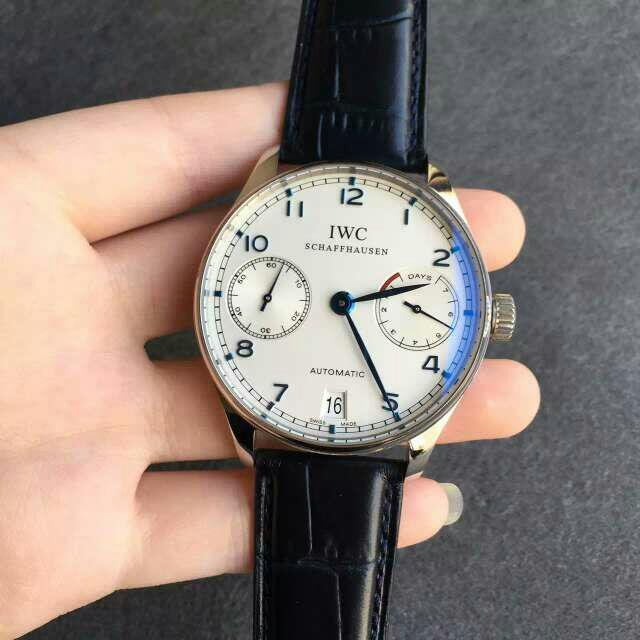 IWC Portuguese 7 Days Replica