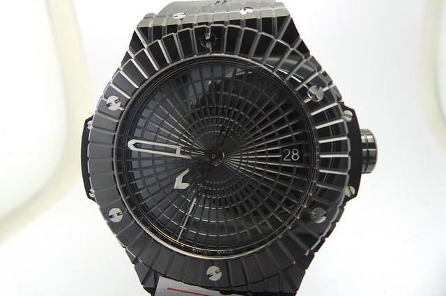 Replica Hublot Black Cavair