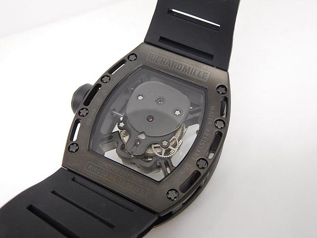 Richard Mille Case Back