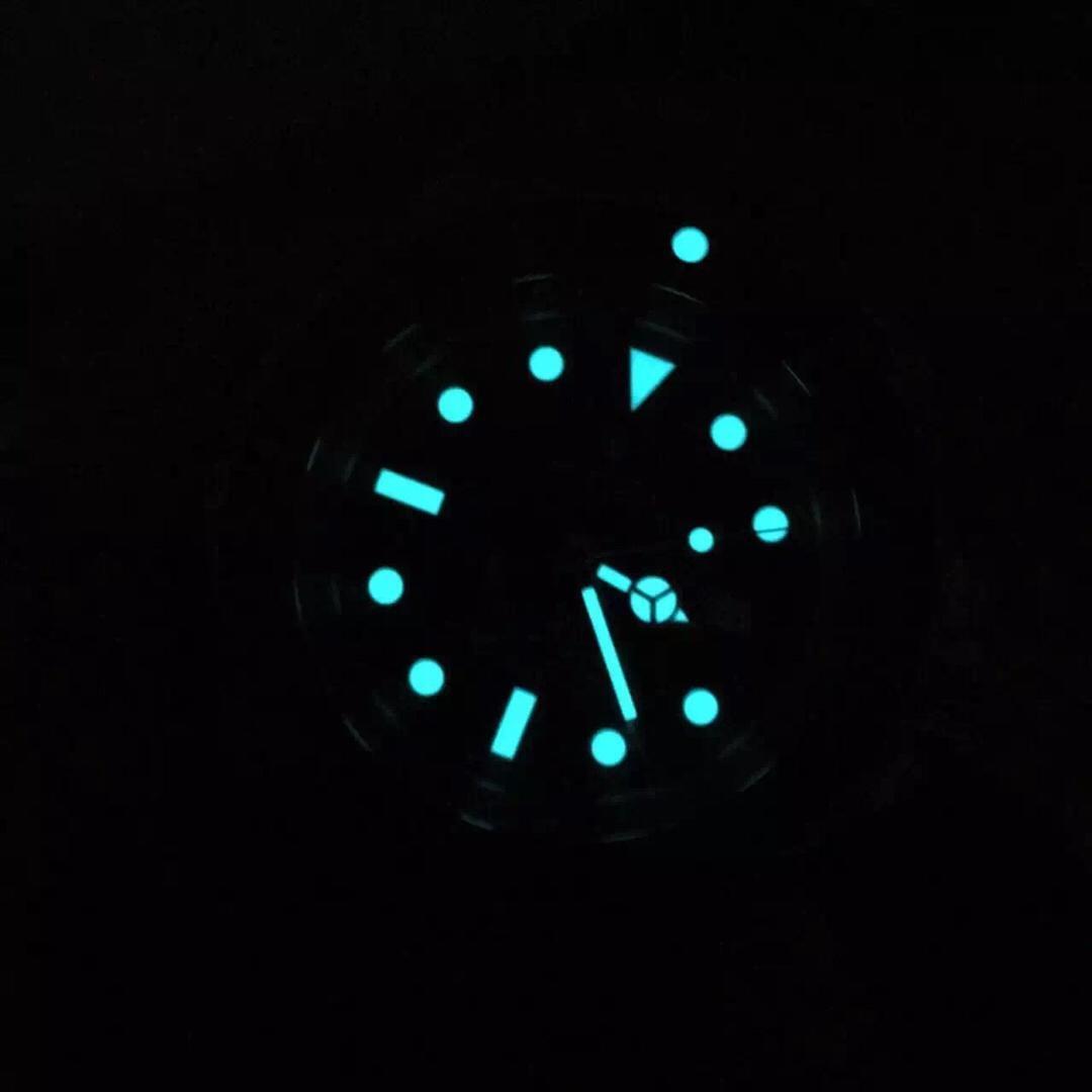 Rolex 116660 Dial Lume