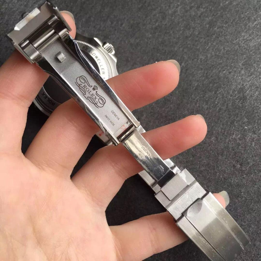 Rolex 116660 Sandblasted Clasp