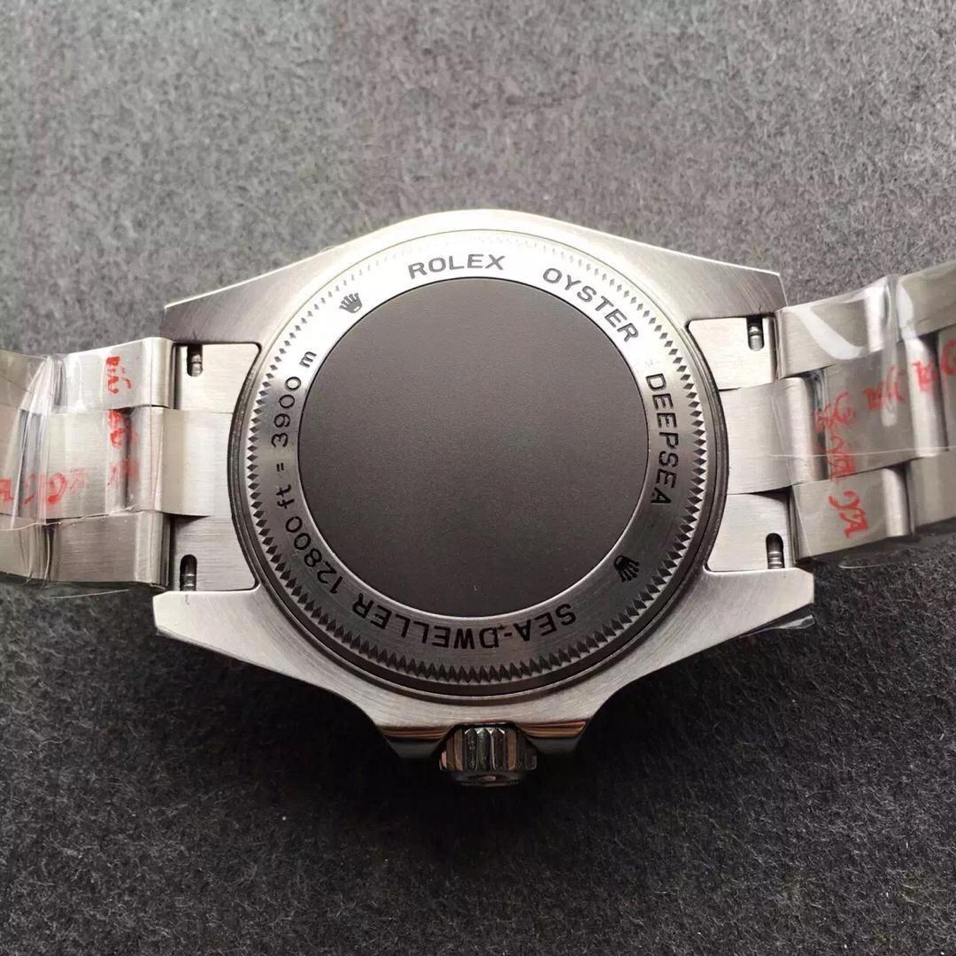 Rolex Deepsea 116660 Case Back