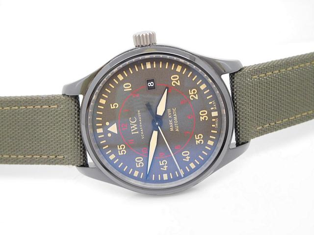IWC Mark XVIII Ceramic Case