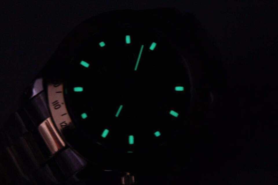 Rolex Daytona Paul Newman Dial Lume