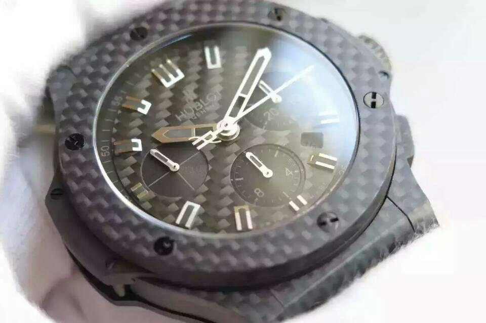 Hublot Carbon Fiber Case
