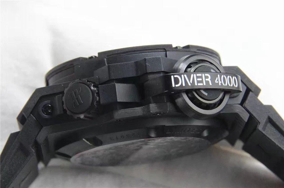 Replica Hublot Diver 4000m Crown