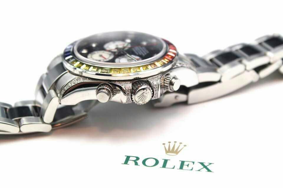 Replica Rolex 116599 Case