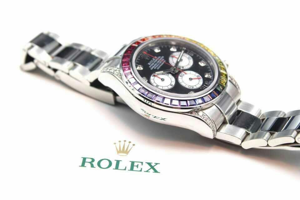 Replica Rolex Daytona 116599 Diamond