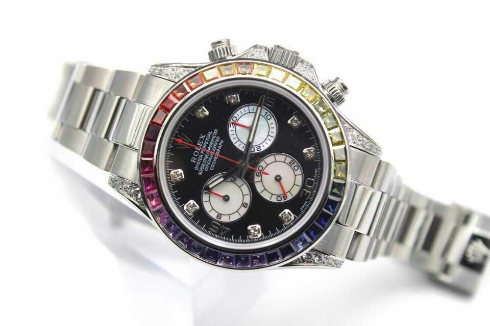Rolex Watches Daytona Rainbow Replica – 408INC BLOG