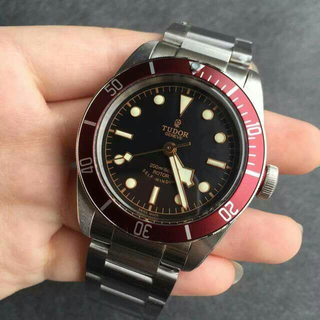 Replica Tudor Heritage Black Bay