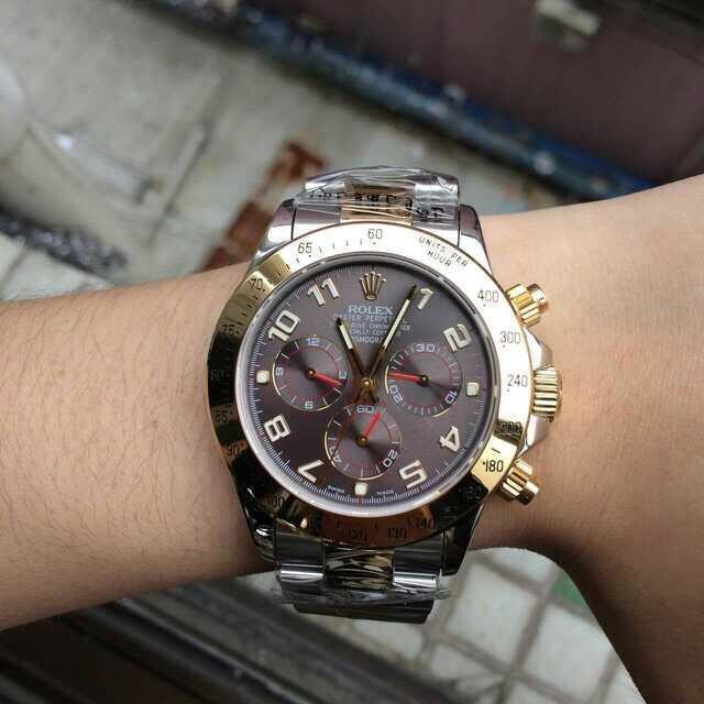 Rolex Daytona 116518 Wrist Shot