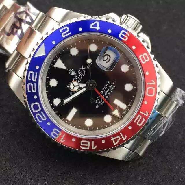 Rolex GMT Master II 116719-BLRO Replica