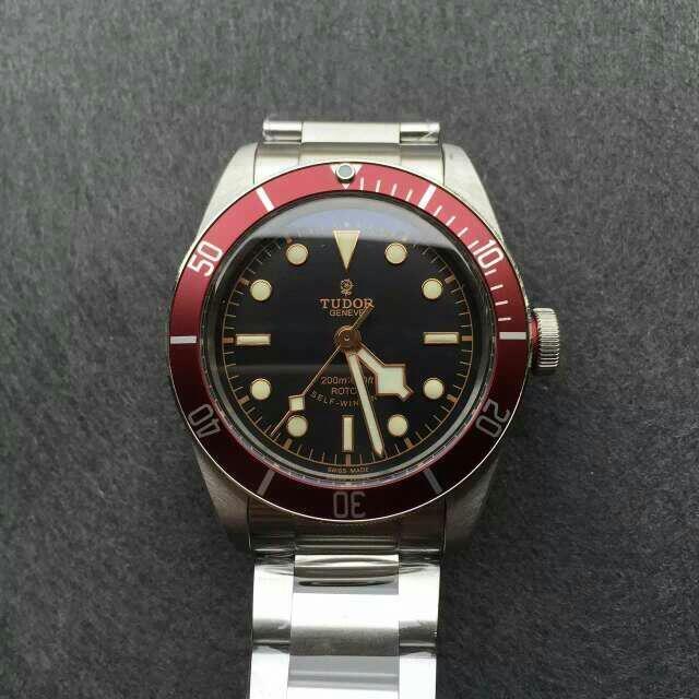 Tudor 79220R Red Bezel