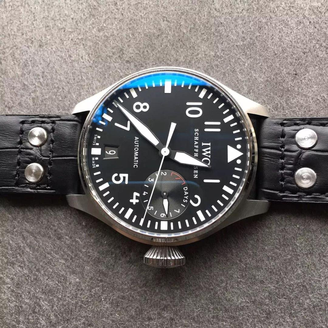 IWC Big Pilot IW500901 Real Power Reserve