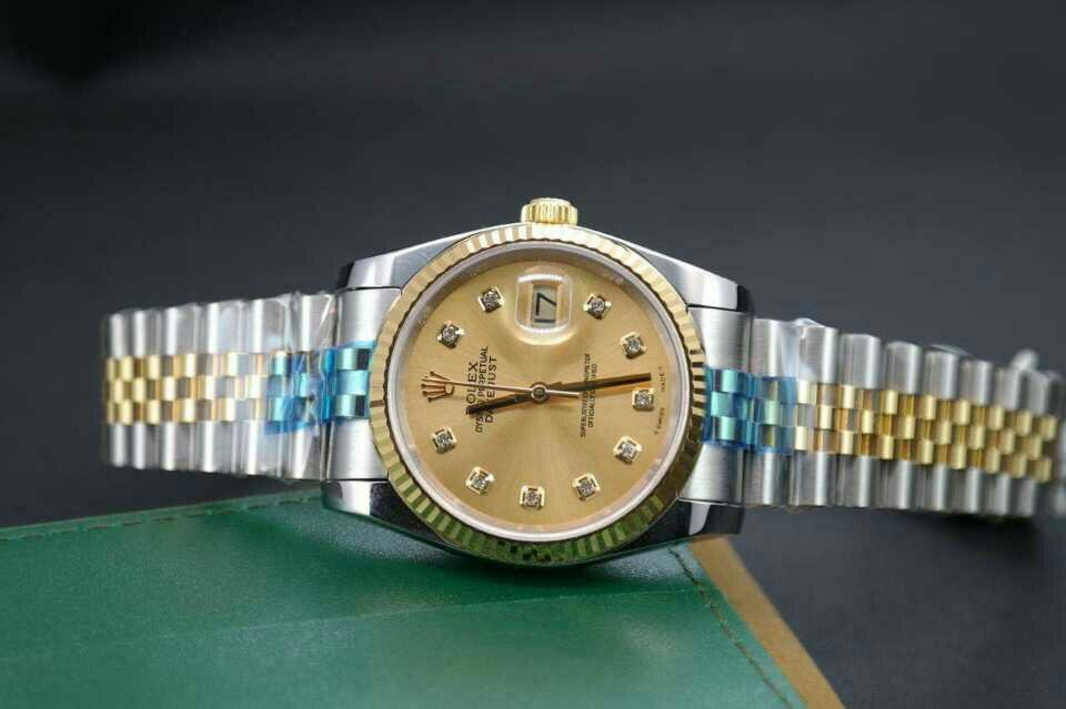 Rolex Datejust Champagne 116233 Replica Watch