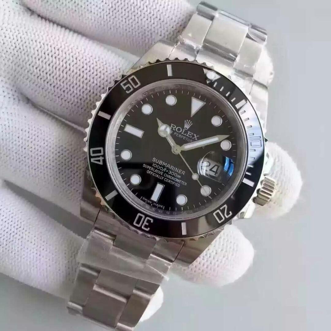 Rolex Submariner 116610 Black Dial
