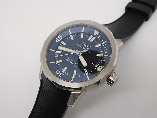 IWC AquaTimer 2000 Steel Case