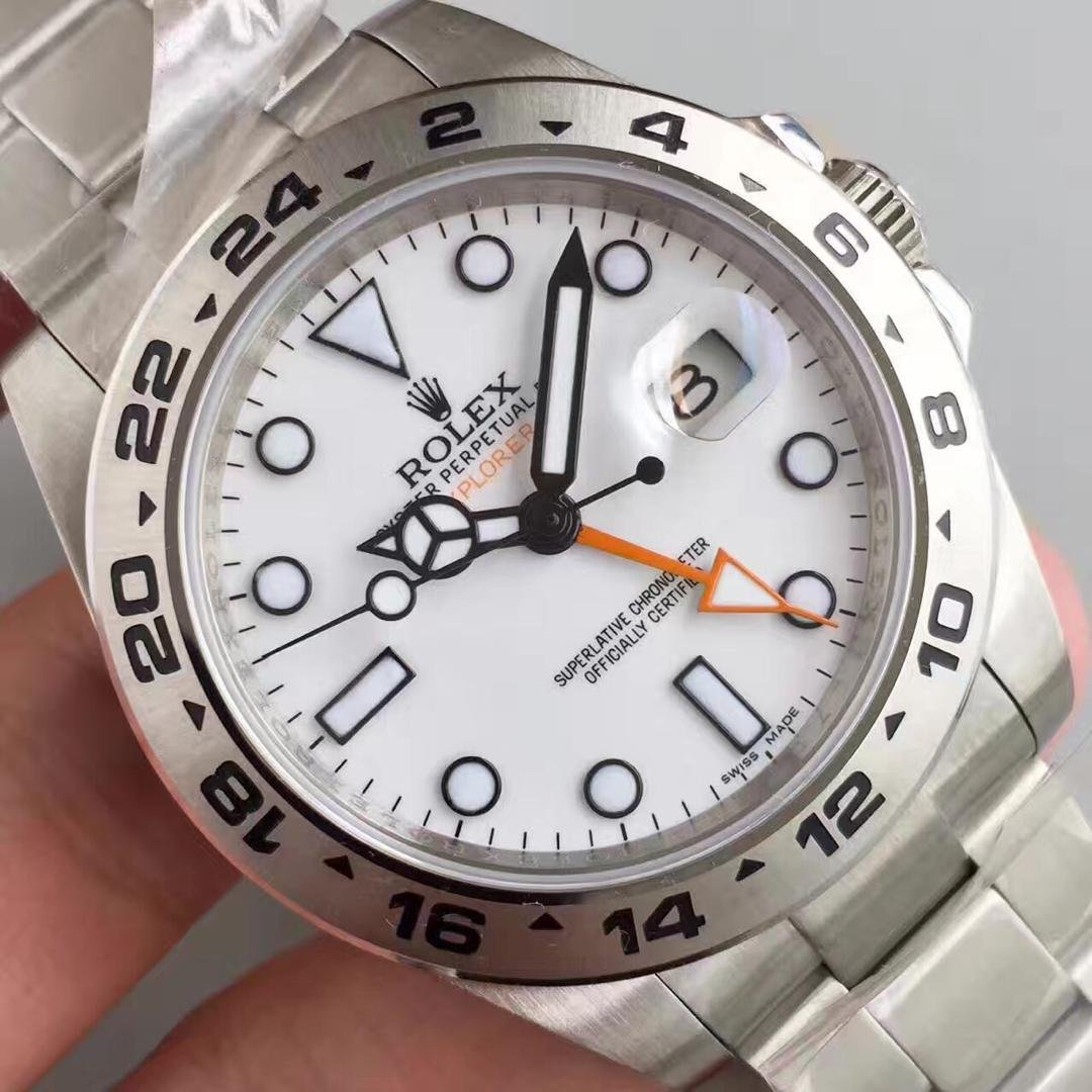 Rolex Explorer II 216570 Steel Replica