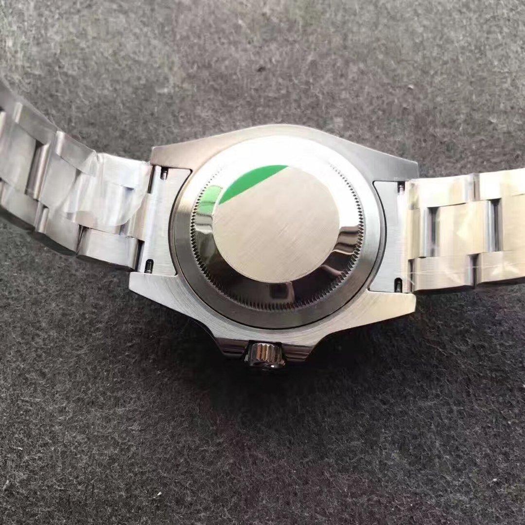 Rolex GMT Master II 116710 BLNR Caseback