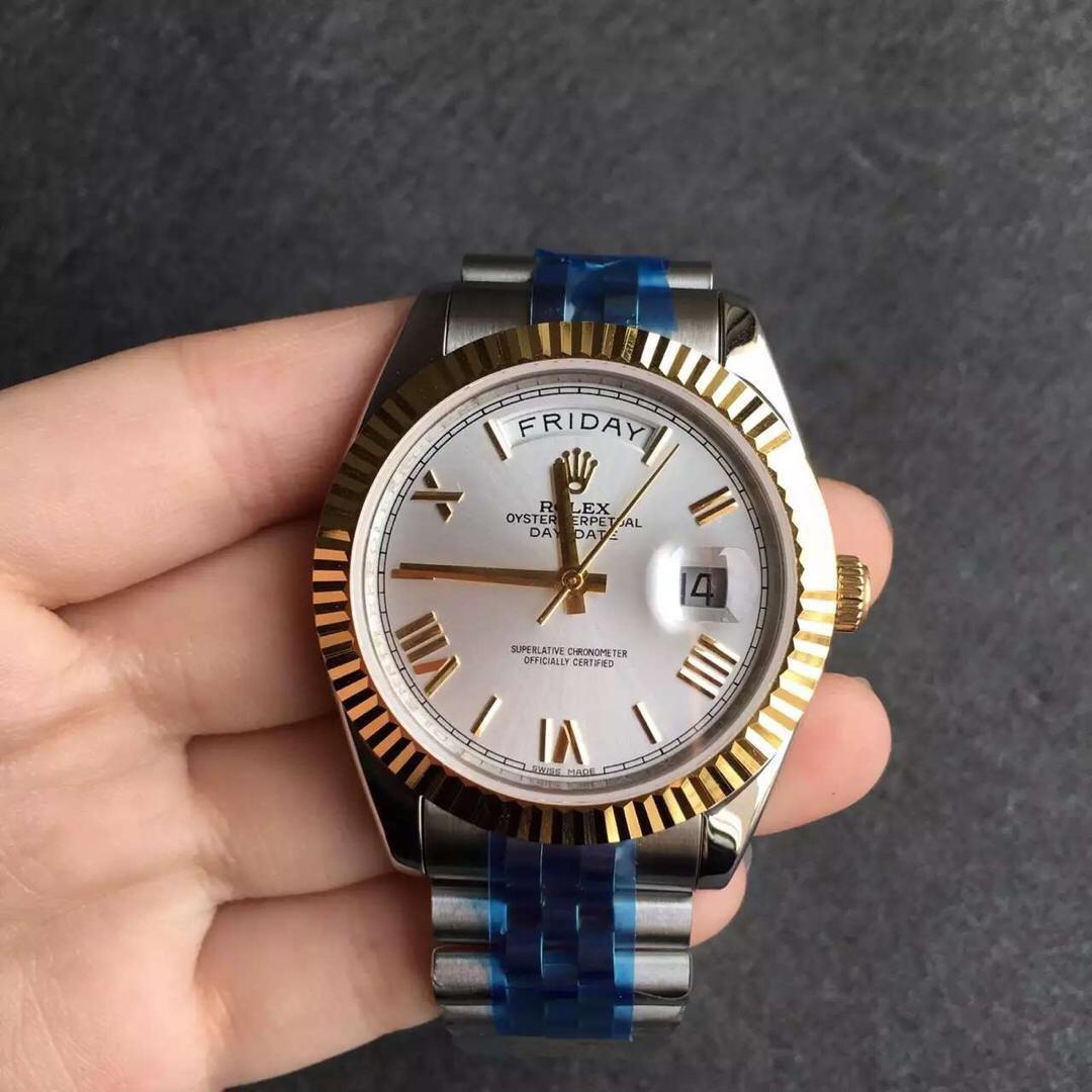 Replica Rolex Day Date 2 Two Tone