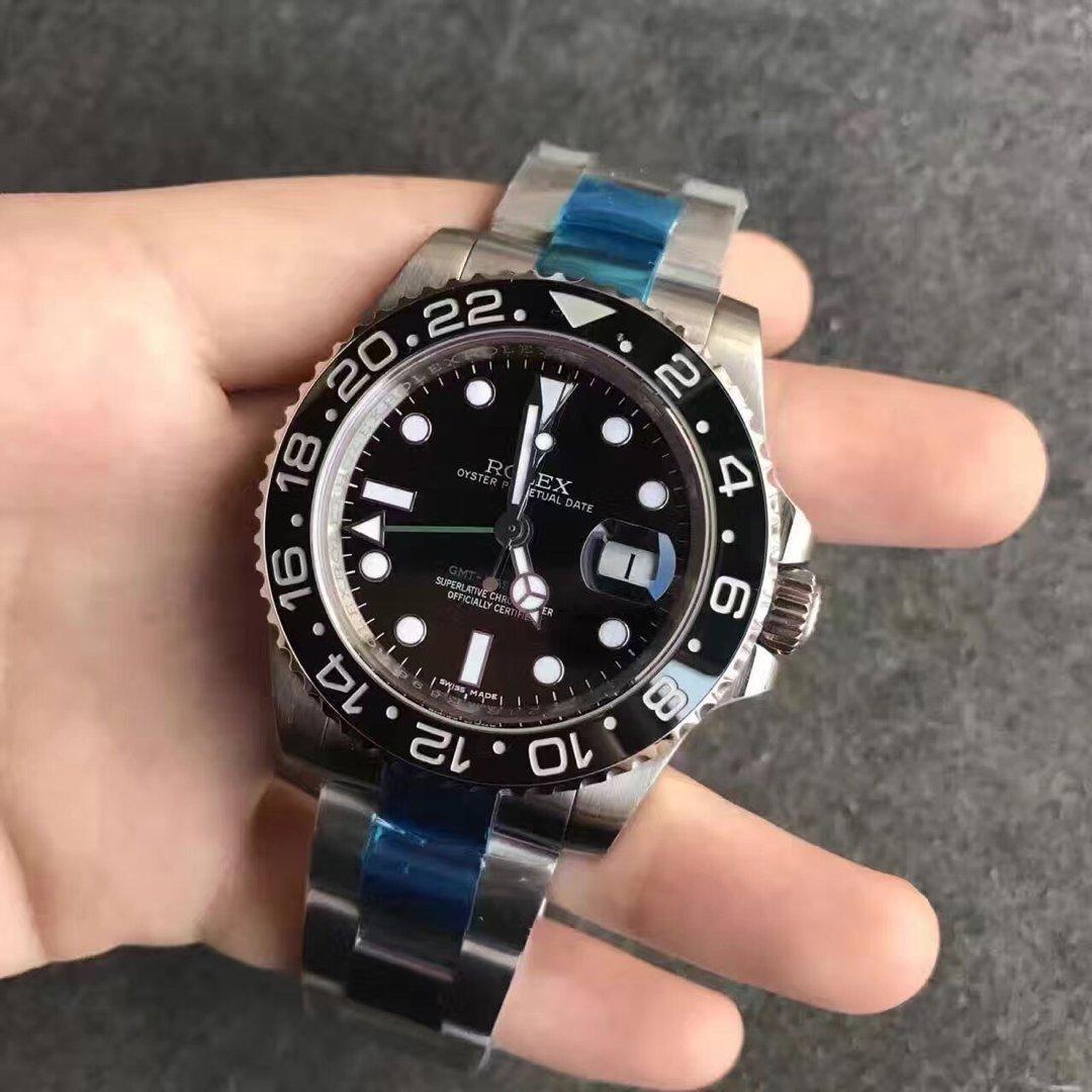 Replica Rolex GMT Master II 116710LN