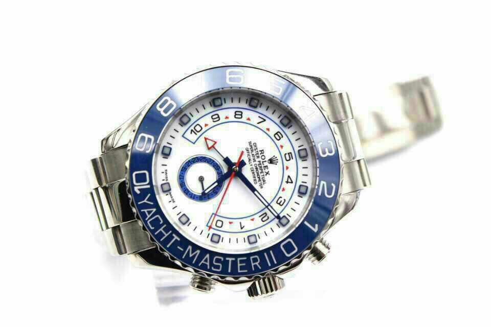 Replica Rolex Yacht-Master II Blue Bezel