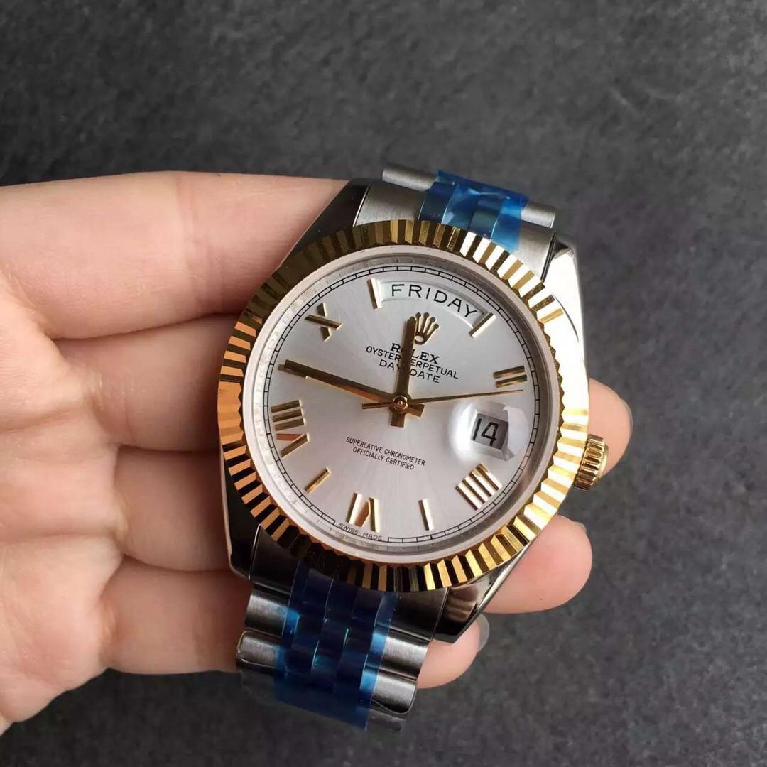 Rolex Day Date 2 18K Gold Watch