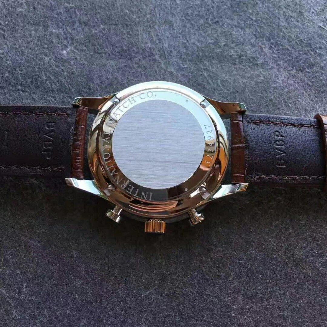 Replica IWC Portuguese IW371445 Caseback