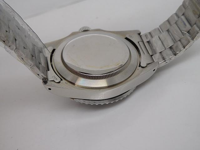 Replica Rolex 1680 Case Back
