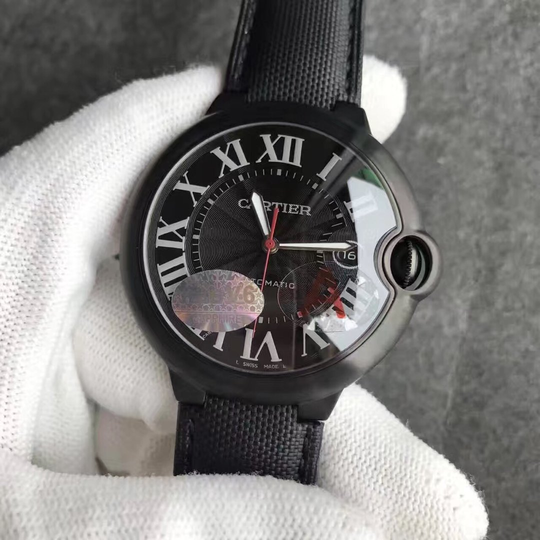 Cartier Ballon Bleu V6 Replica