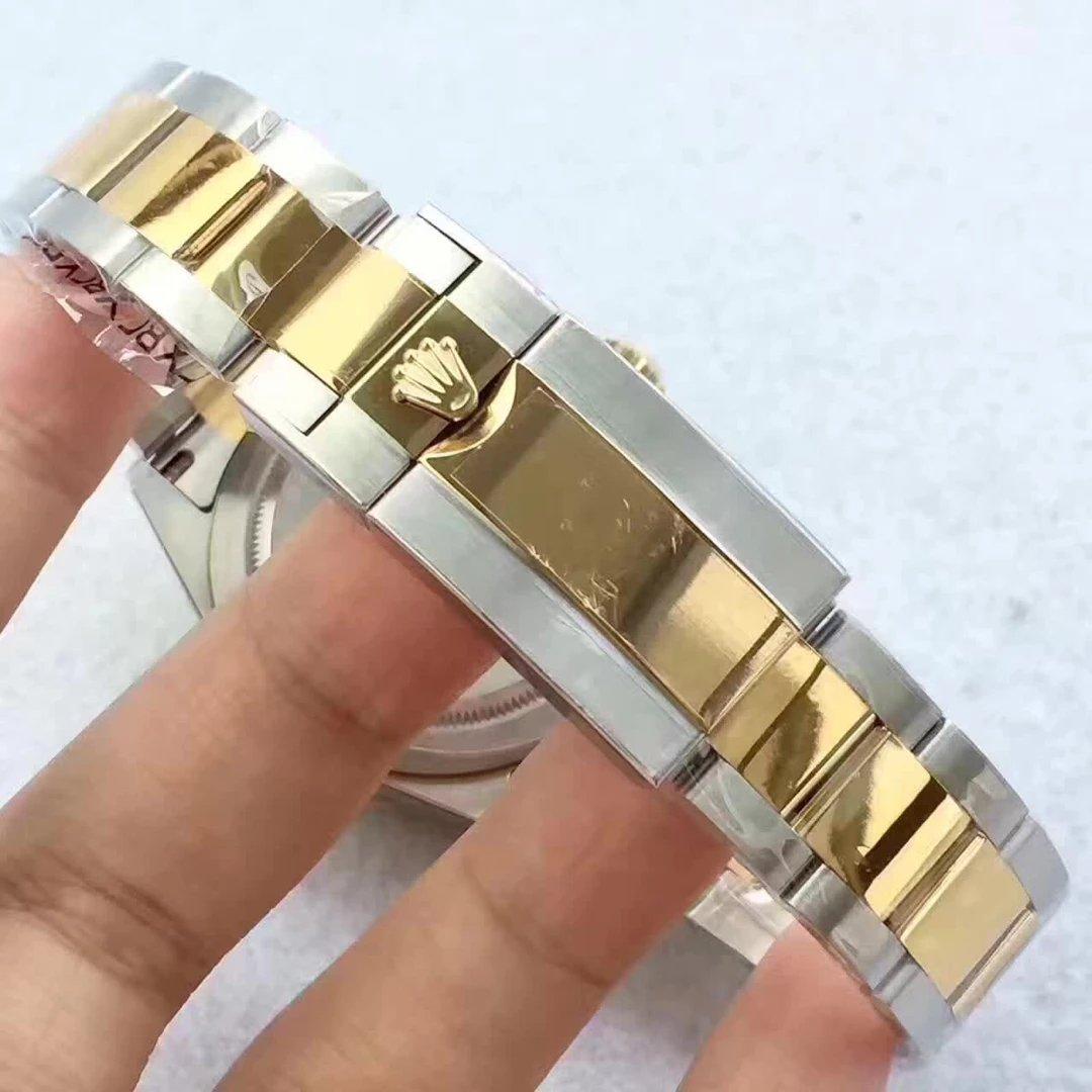Rolex Daytona Two Tone Bracelet