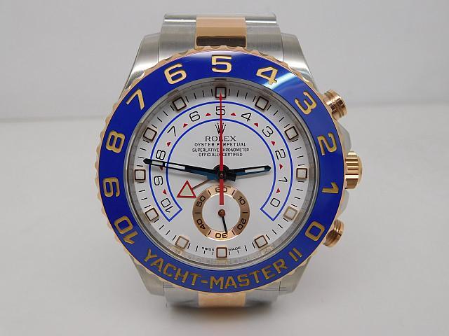 Rolex YachtMaster II 116681 Replica