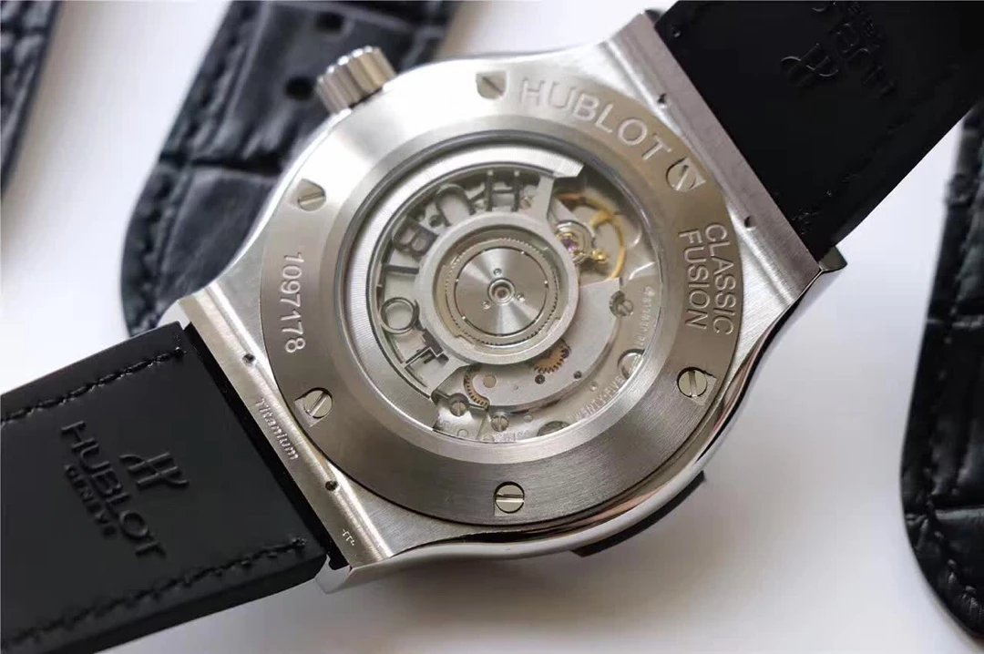Hublot Transparent Case Back