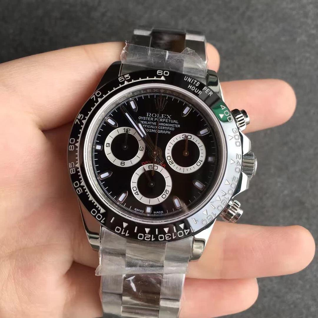 Rolex Daytona 116500 Ceramic Replica