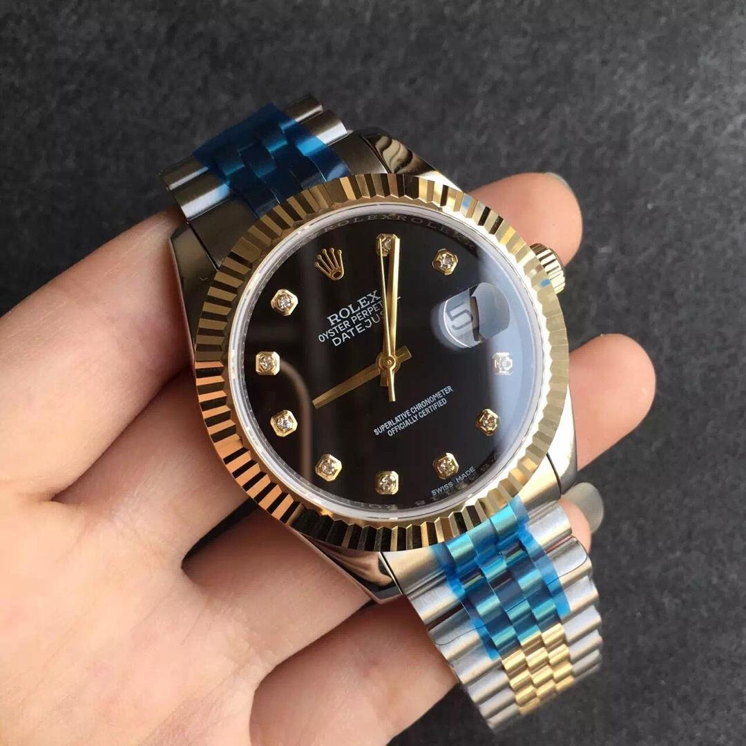 Replica Rolex Datejust Two Tone Style