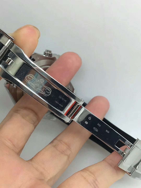 Replica Rolex Daytona Flip Lock Clasp