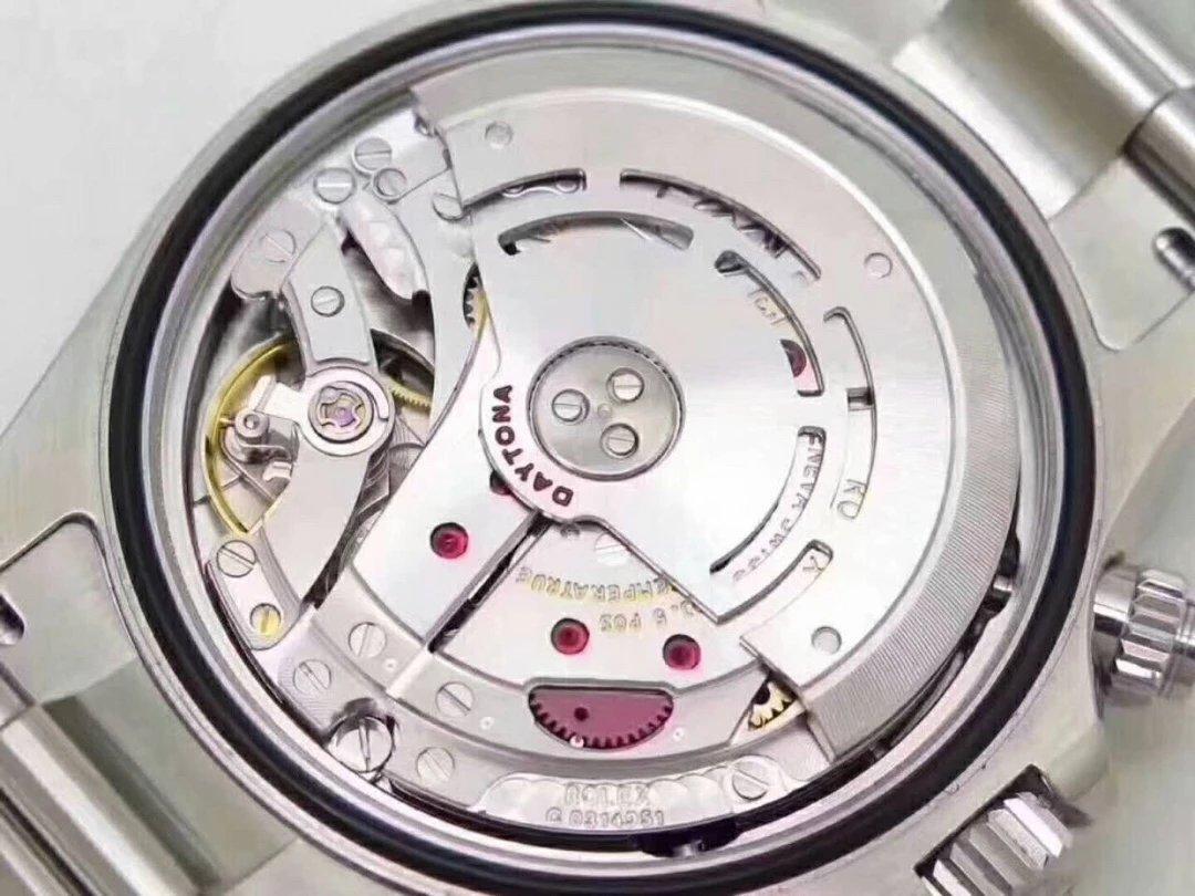 Replica Rolex Grey Daytona 4130 Movement