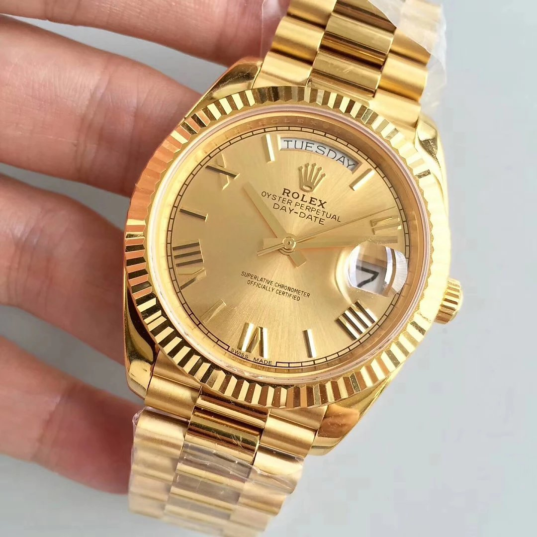 Replica Rolex Yellow Gold 228235