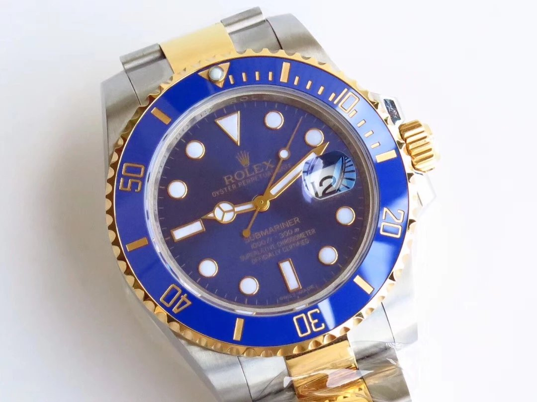 VR Factory Rolex Submariner Blue Replica