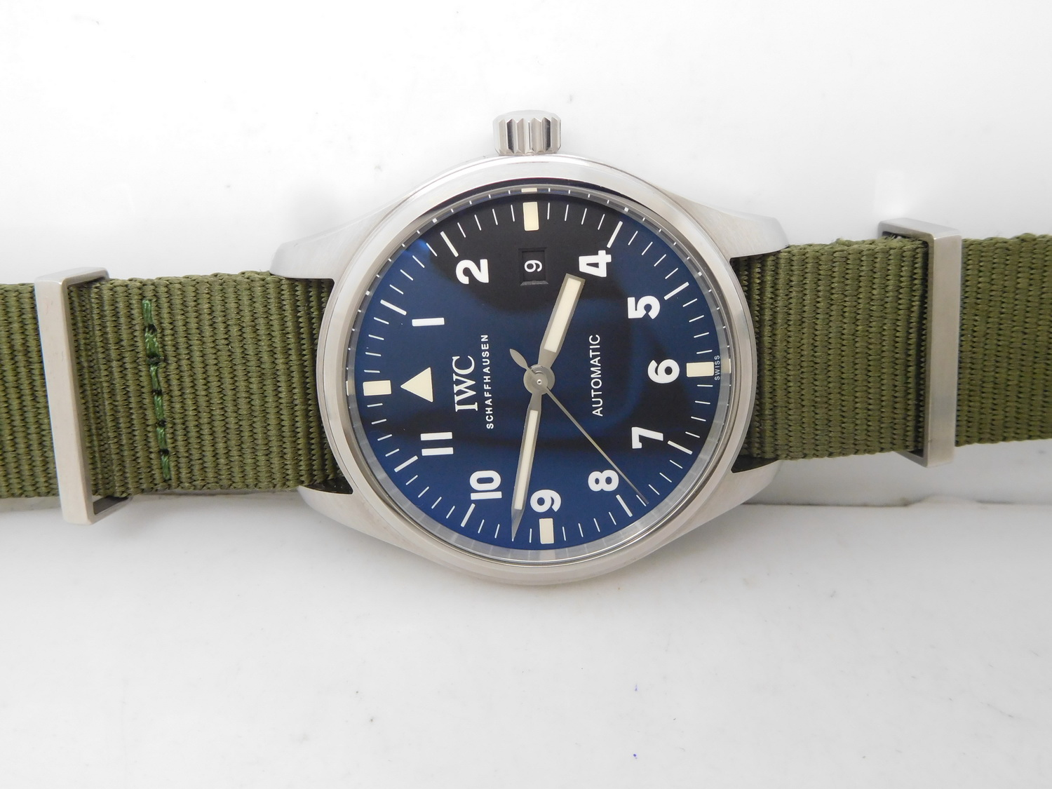 IWC Pilot Mark XI Replica